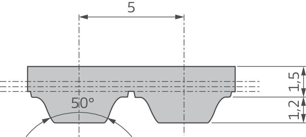 Regenmesser Niederschlagsmesser 370 x 110mm