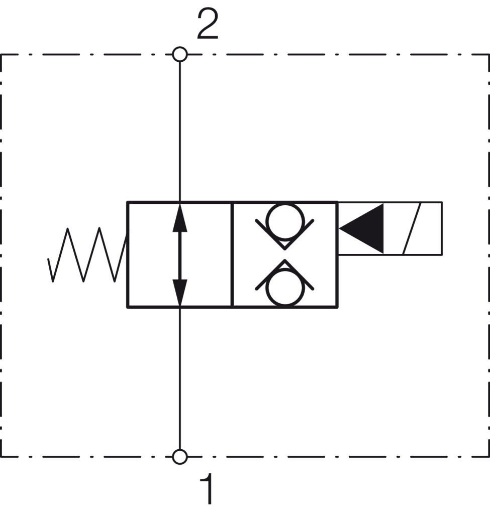 2/2-Wege-Sitzventil-Patrone VEI-*-NA, Symbol 32 kaufen - im ...