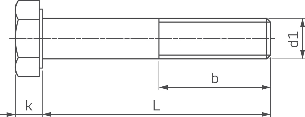 DIN 931 // ISO 4014 PROFI Sechskant Schraube mit Schaft G/üte 8.8 verzinkt Stahl geh/ärtet 1 Stck DIN931 PROFI 6kt TGW G8.8 VZ SGH M12 x 160