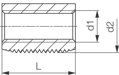 M 4 x 6 mm Ensat/®-SB Gewindereparatur-Eins/ätze Gewindeeins/ätze Schneidbohrung verschiedene Gr/ö/ßen blau passiv.