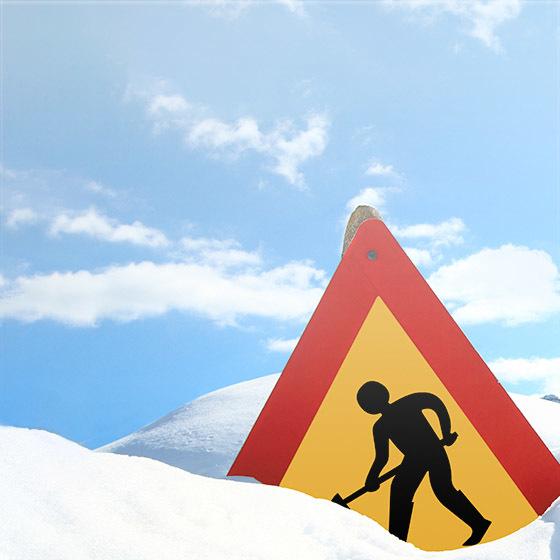 Winterbaustellen – das sollten Sie beachten!