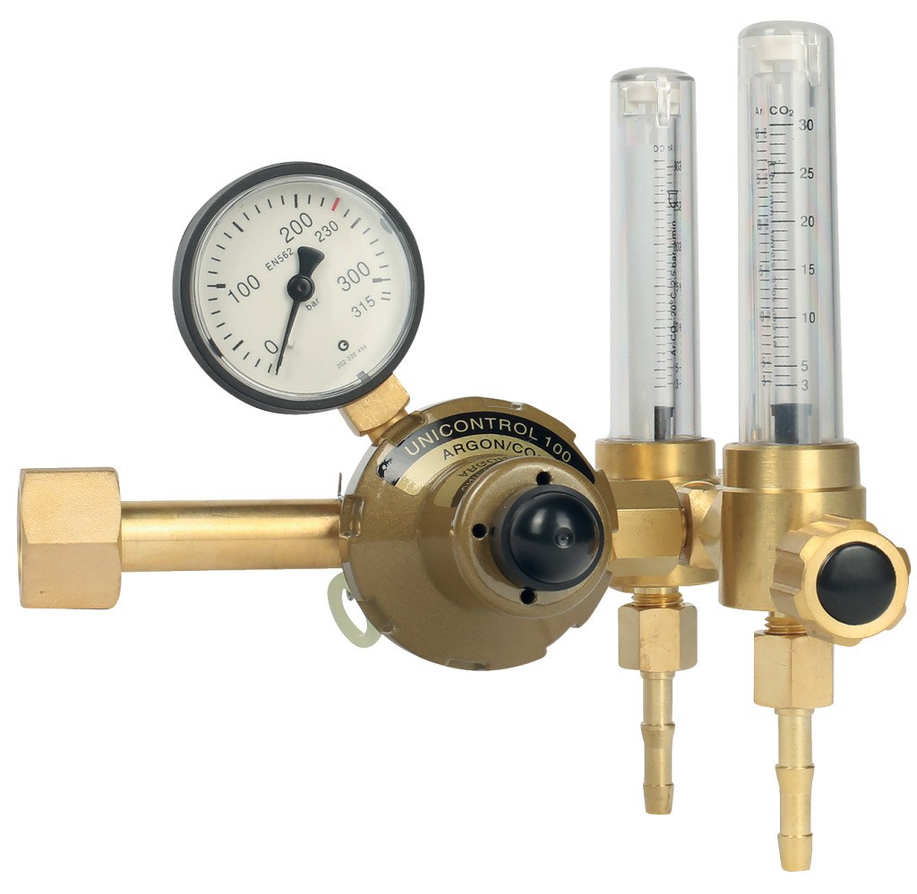 Flaschendruckminderer Druckminderer für Acetylen AC Manometer Schweißen G1000