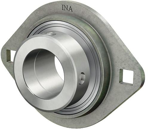 NTN Flanschlager-Gehäuseeinheit M-ASPFL202 22 mm Außen-Ø 40 mm Innen-Ø 15 mm ...