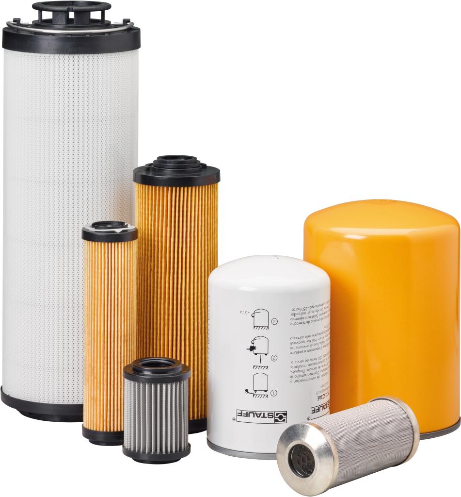 Hydraulikfilter SF HY10092