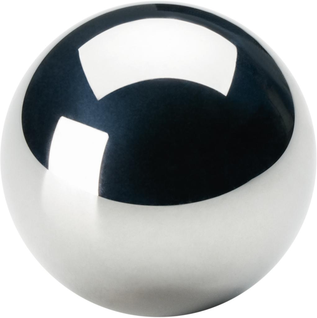 1 Stahlkugel 1 Zoll = 25,4 mm 100Cr6 DIN 5401